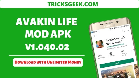 Latest Avakin Life Mod Apk 2020