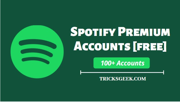 Free Spotify Premium Accounts