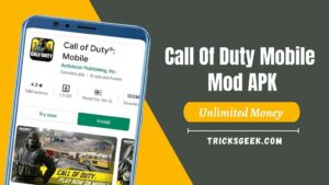 Call of duty Mobile mod