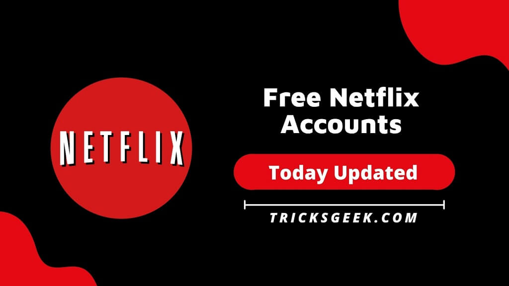 Free Netflix Accounts