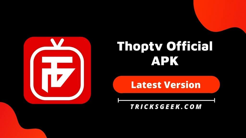 thoptv official apk